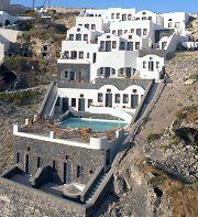 Pegasus Suites, Luxury Hotel in Santorini