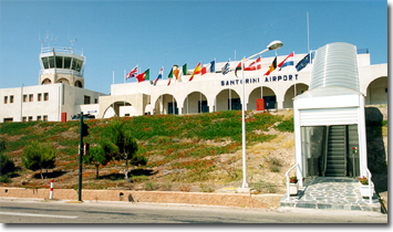 greece-santorini-airport