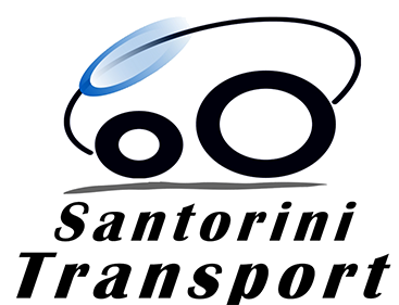 santorini transport